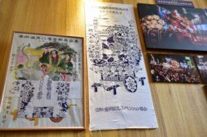 市公所市民艺廊「盛冈山车祭典交流」摄影展盛大开幕!