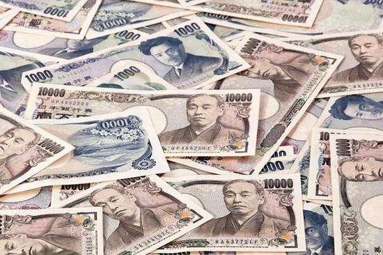 日圆回贬汇银:短进短出