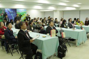日本环团来台参访有机通路汇聚台日交流减塑策略