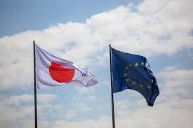 日媒:日欧经济合作协定将从2月1日起生效