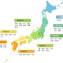 日本调查:平成年代有67%的市町村获得发展 30%衰退