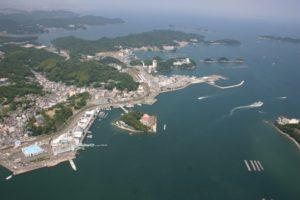 鸟羽港设立游轮招揽协议会 完善外国旅客接待环境