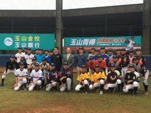 棒球/日职金手套田中浩康来台指导青棒好手