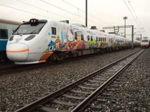 Hello Kitty彩绘列车再开半年新彩绘列车可望8月登场