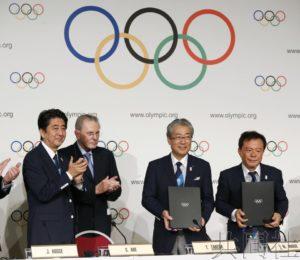 详讯2:法国调查部门决定就东京奥运申办调查JOC主席