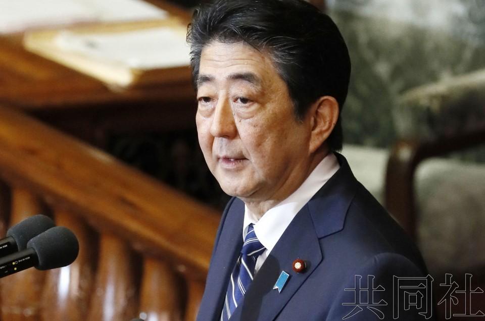 日本众院启动代表质询 安倍称下令详查统计违规