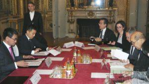 日法外长确认将为成功举办G20和G7峰会展开合作