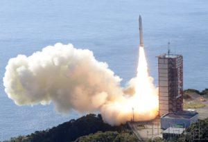 """""""艾普斯龙""""火箭搭载7颗卫星全部进入预定轨道"""