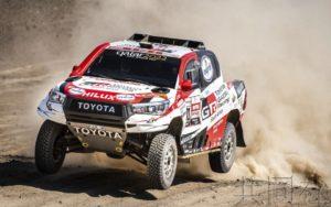 丰田首次夺得达喀尔拉力赛总冠军