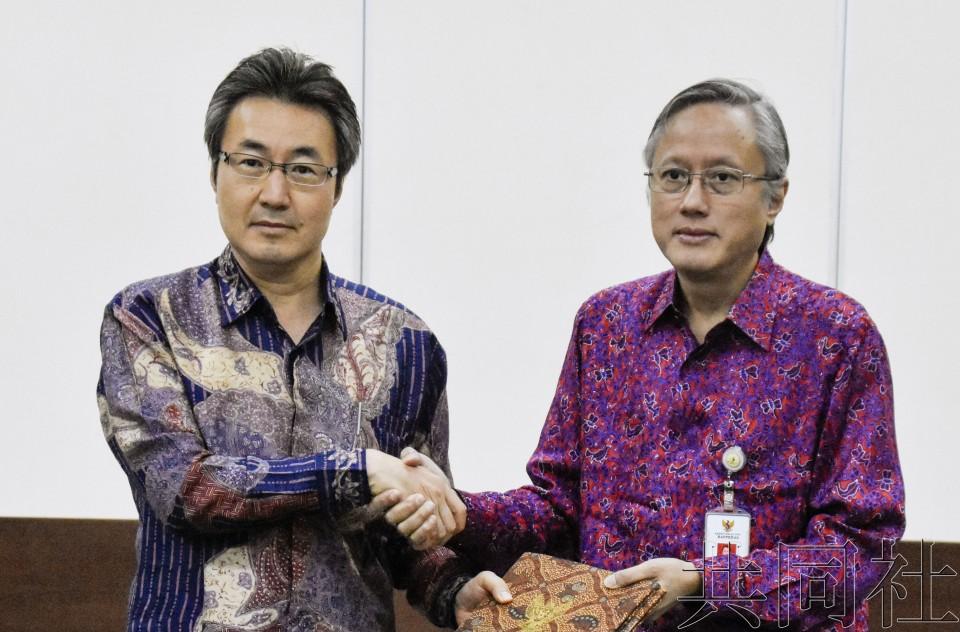 日本将为印尼地震海啸灾后重建提供技术协助