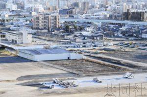 聚焦:美军连续两年在福冈机场降落最多