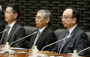 日央行行长重申经济将持续温和扩张