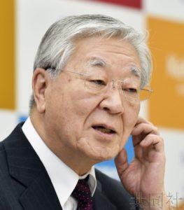 日本经团联会长呼吁积极推动重启核电站