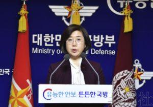 韩国公开视频否认雷达照射并要求日方道歉