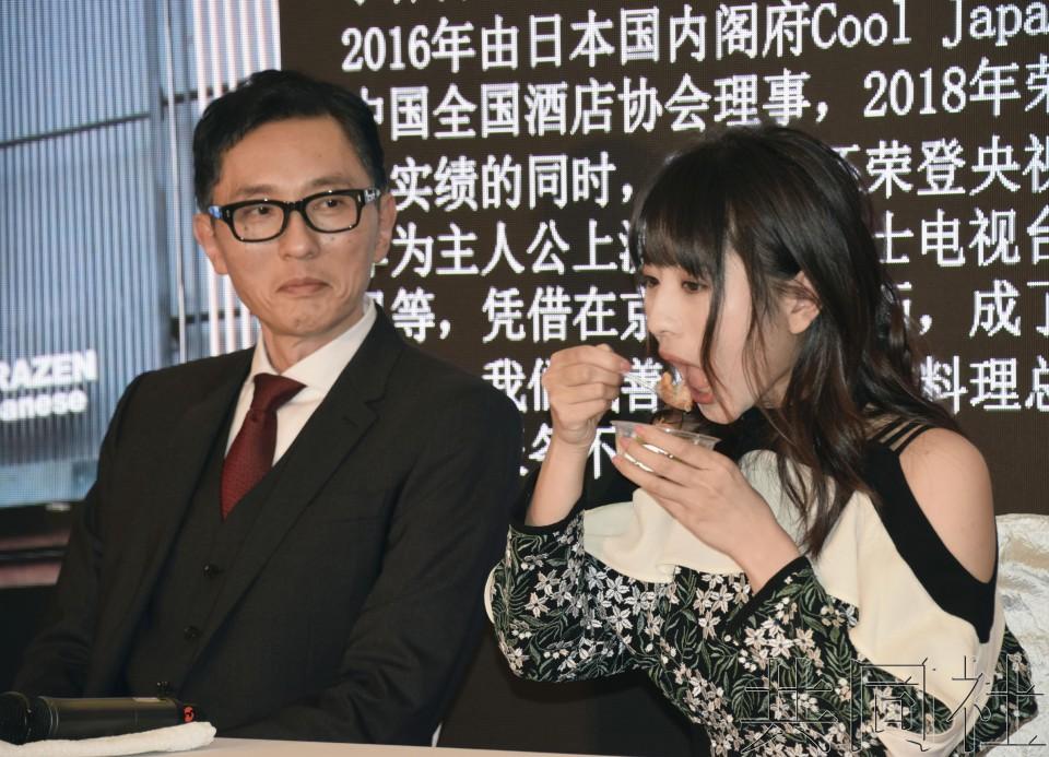 日本在华举行大米推介活动 力争扩大销售