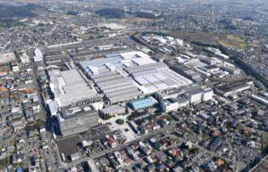 斯巴鲁日本整车工厂因零部件缺陷停工