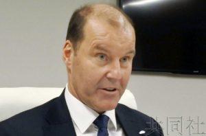 武田药品社长称英国脱欧对业务影响不大