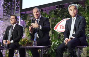 武田药品收购夏尔后年销售额将达313亿美元