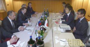 详讯:俄方批评日本拒绝举行联合记者会