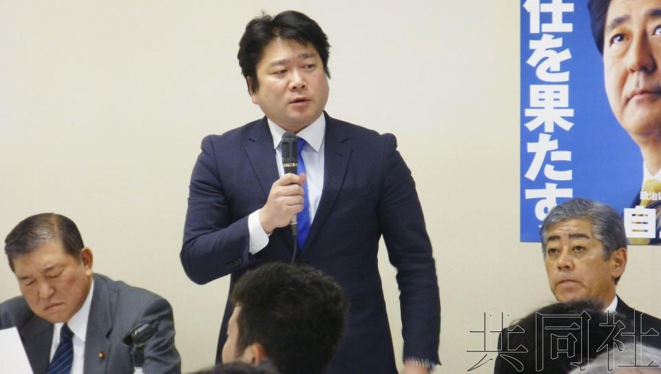 自民党内有意见提出重新考虑日韩防卫合作