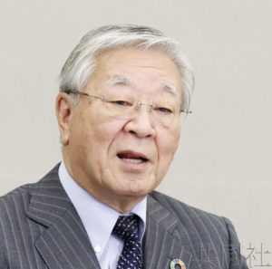 专访:经团联会长认为日本应主导大数据规则