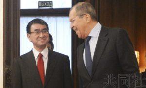 详讯:俄外长称要推进谈判日本需承认北方四岛俄主权