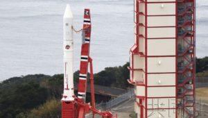 艾普斯龙火箭18日将携人工流星卫星发射升空