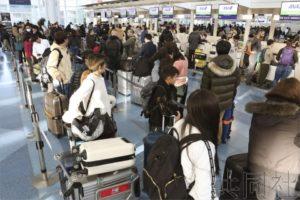 日本开始征收出境税 27年来首次新设国税