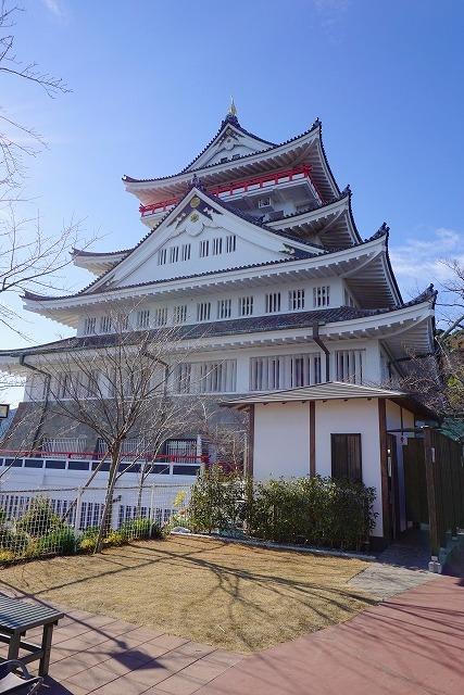 拍子抜けした観光スポット3位:熱海城(静岡県熱海市)