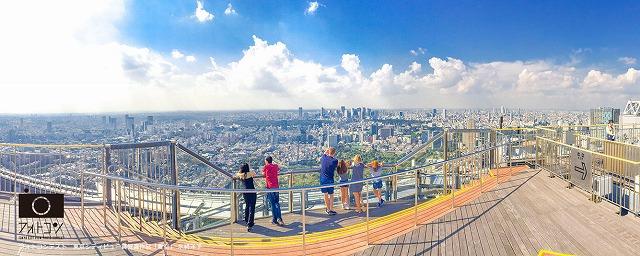 六本木ヒルズ屋上スカイデッキオープン 東京シティビュー公式サイト - TOKYO CITY VIEWから引用
