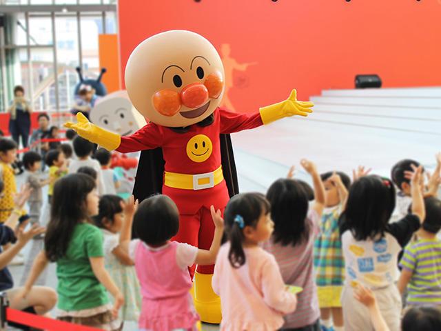 福冈面包超人儿童博物馆