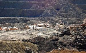 买矿山开矿厂,全球都在争夺稀有金属