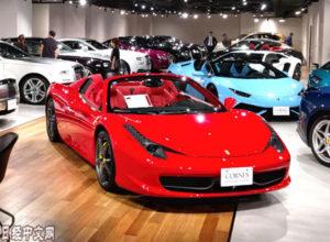 日本豪车销量5年增至3倍