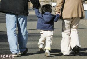"""日本拟对离婚父母引入""""共同亲权"""""""