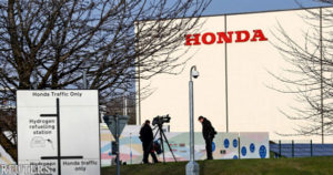 本田将退出欧洲生产