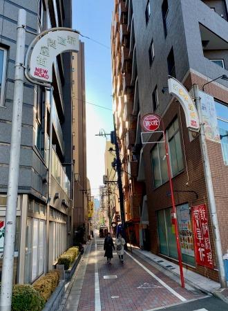 旅人的形状(153)发现,东京马喰町
