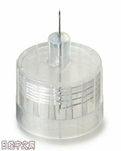 为了打针不疼,泰尔茂又推出世界最短针头
