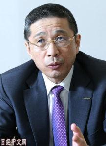 """日产社长西川广人反驳""""谋反论"""""""