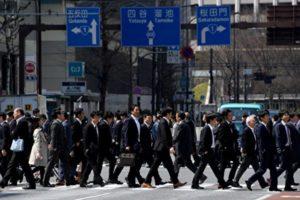 """""""用工荒""""严重 日本失业率降至1992年来新低"""