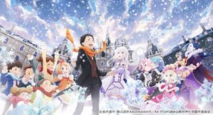 OVA《Re:从零开始的异世界生活》圆盘6月发售