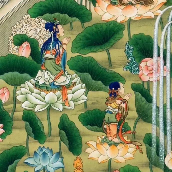 【小陆精选佛教人生】想往生西方极乐?这三福是你的必修课!20190303