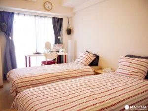 中文也通的民宿『上野高级公寓』