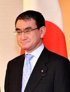 日本外相河野太郎寄语日中青年为两国友好作贡献