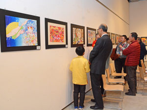岐阜举办杭州少儿漫画巡展 纪念缔结友好城市40周年