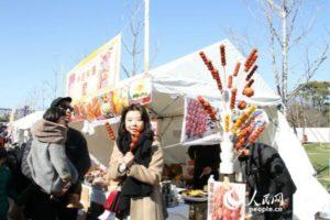 """东北秧歌""""扭""""红2019大阪春节祭"""