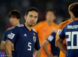 日本大将:我有强烈危机感 不知道能否进下届世界杯