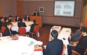 港澳旅游局面向日本富山县旅游界举办研讨会