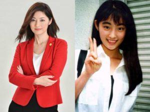 【明星倒退噜】46岁90年代日剧女王常盘贵子曾露2点演出为刘德华3度落泪