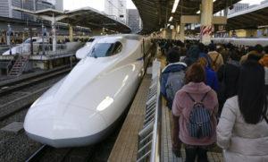 日本麻疹确诊病患曾搭新干线东京大阪趴趴走