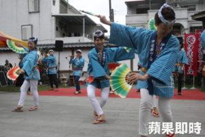 感谢台湾援助311大地震仙台麻雀舞来花莲报恩